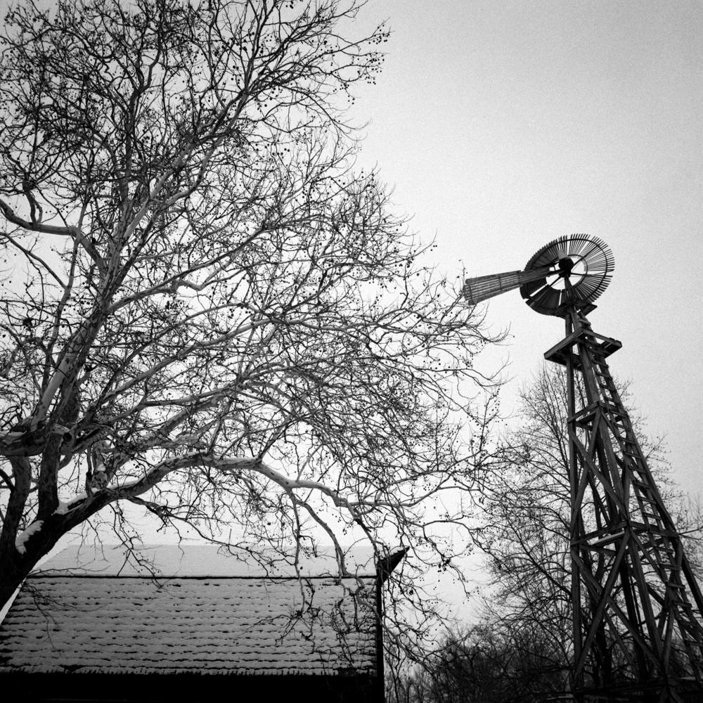 Bonneyville Mills, January 2018