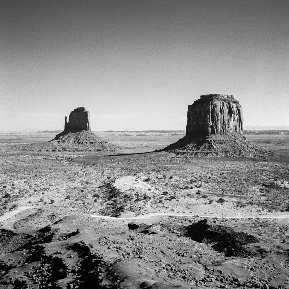 monument valley - 2017