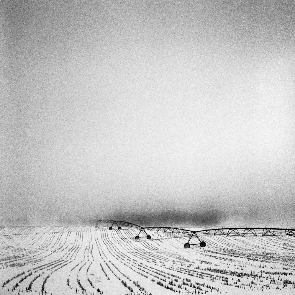 Snowstorm, Indiana, January 2018