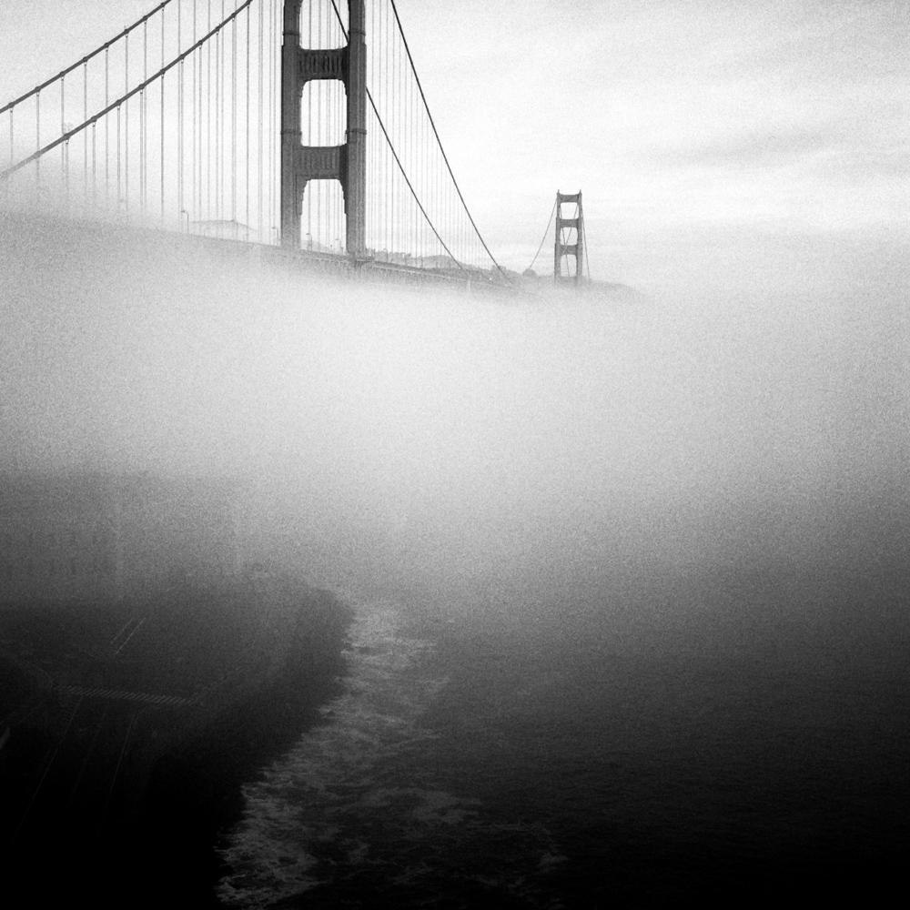 Golden Gate Bridge, November 2017