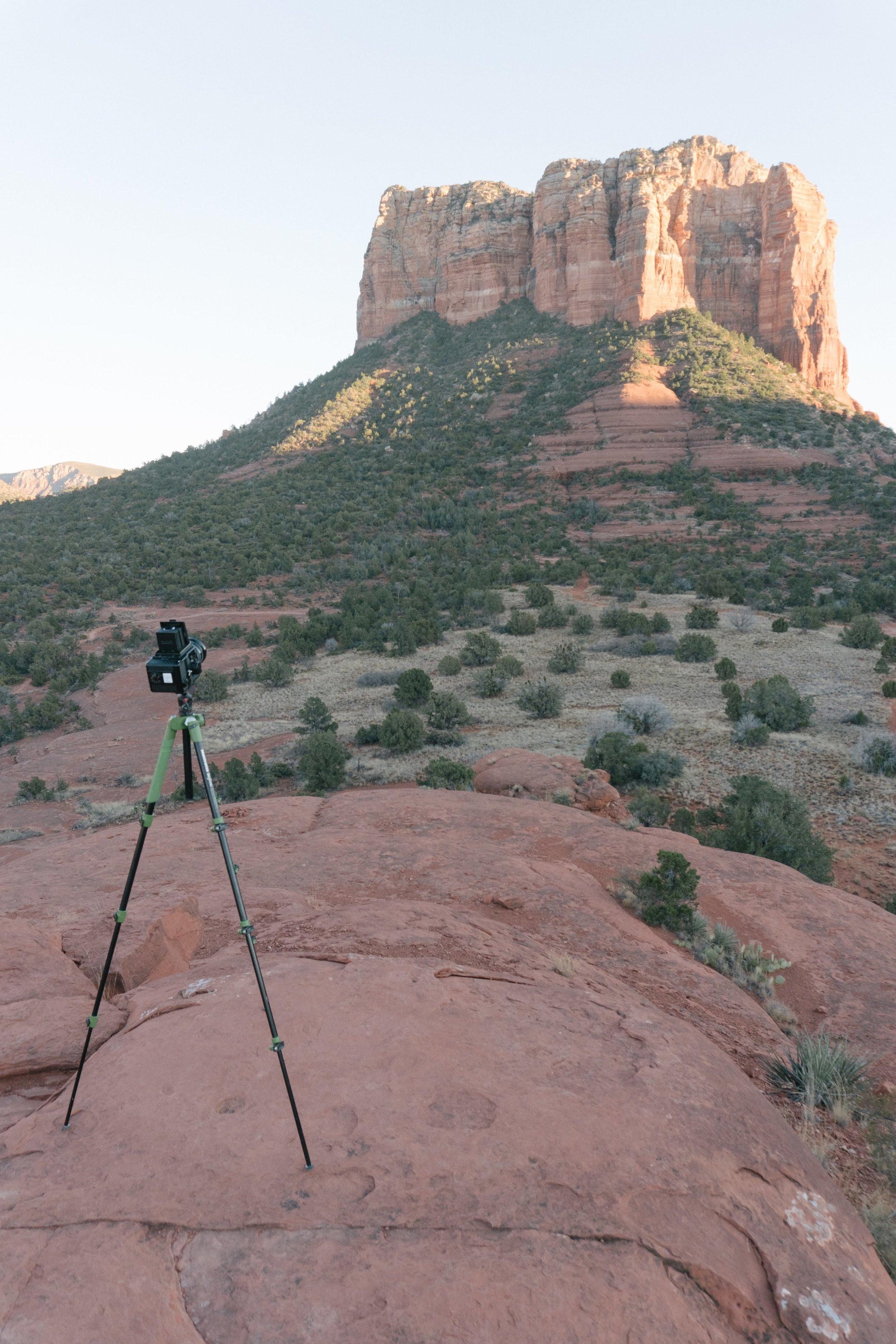 Rocks formations of the South West, Sedona, Arizona