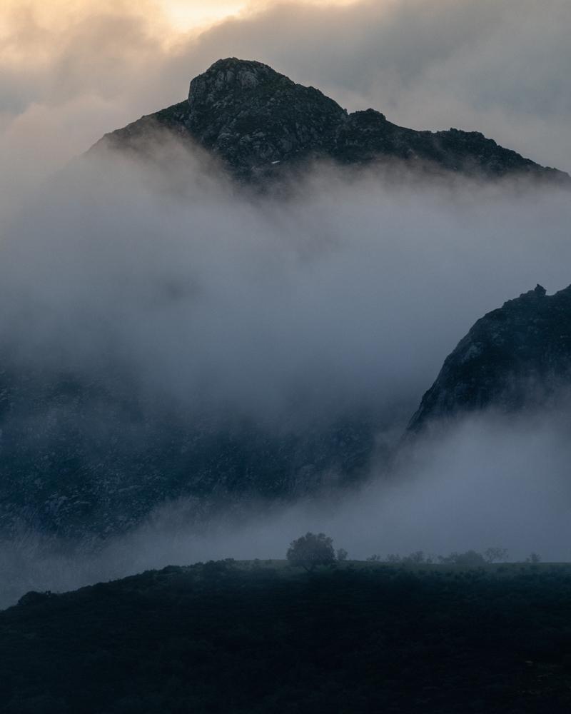 Sunrise, Las Ubiñas - La Mesa Natural Park, Asturias, June 2018