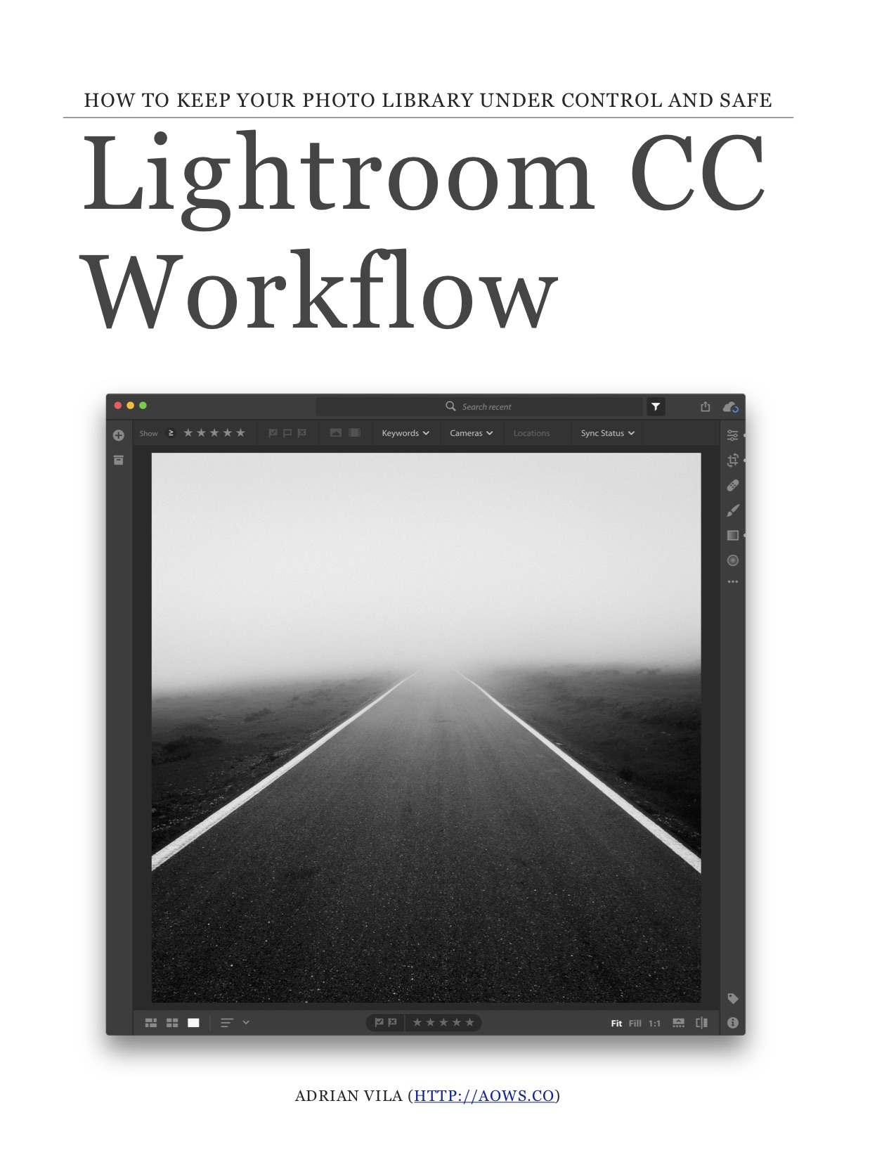 lightroom cc workflow - how to keep your photo library under control and safepublished: june 2018eBook 34 pages