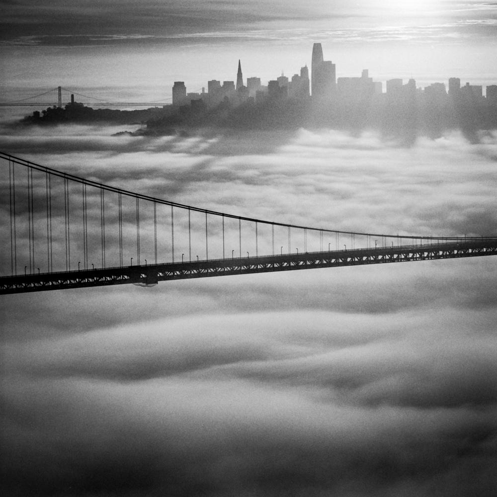 Shot at EI800, Ilford HP5+, developed with Ilfotec HC. San Francisco, California, 2017.