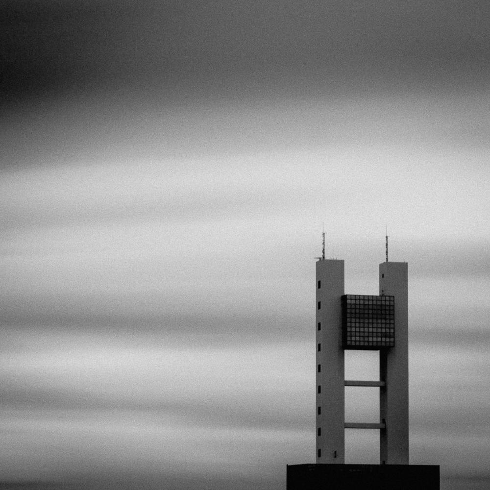 Control Tower, A Coruña, February 2019