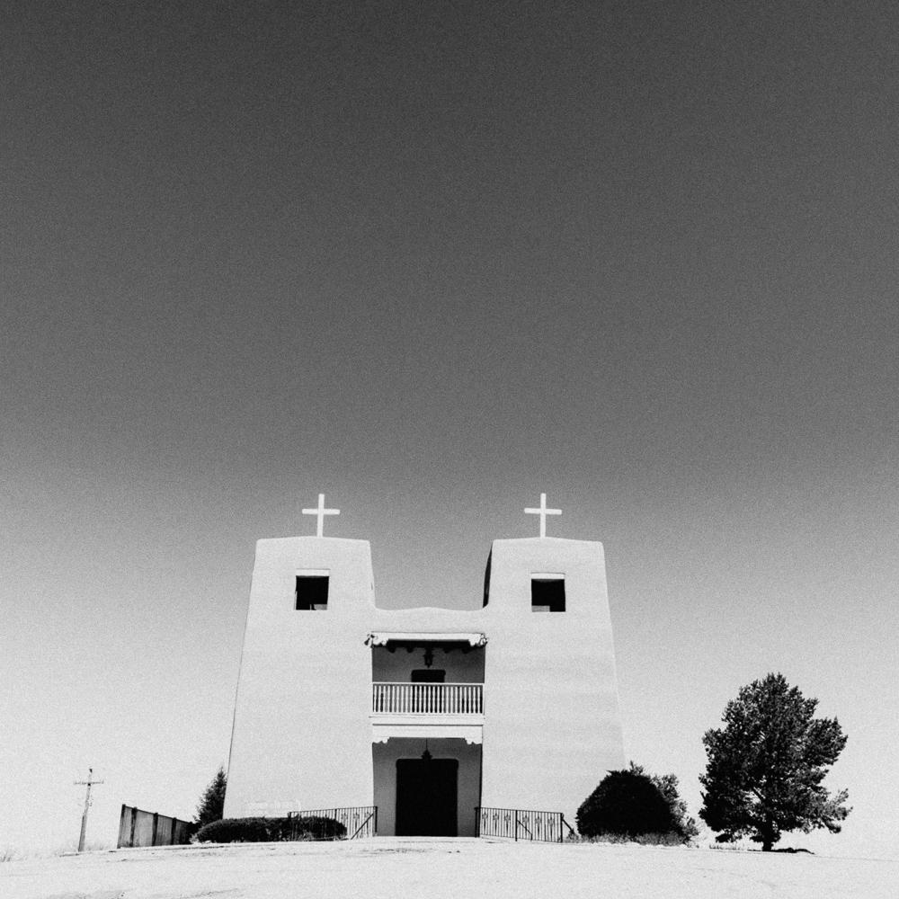 Church, New Mexico, April 2019