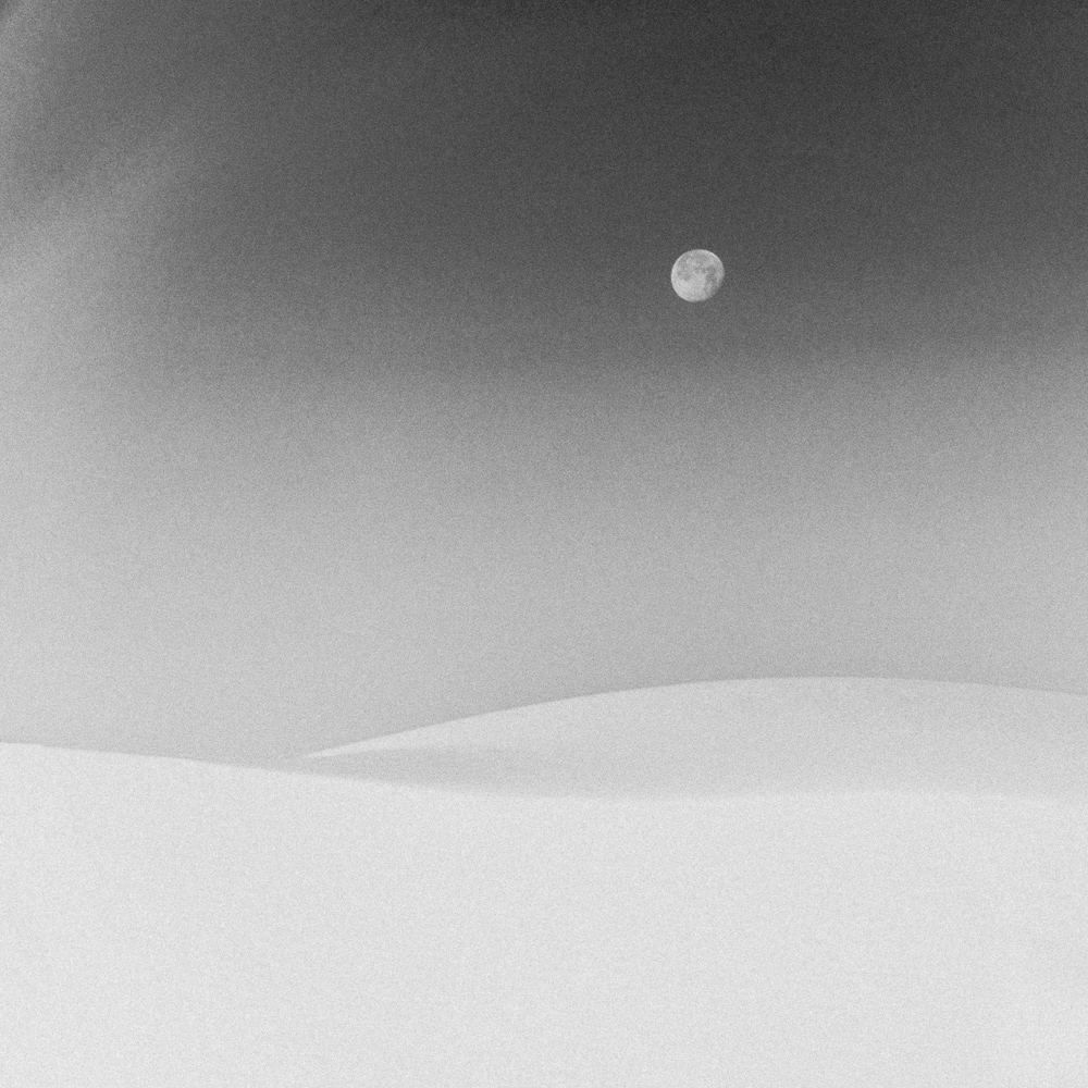White Sands National Monument, New Mexico, April 2019