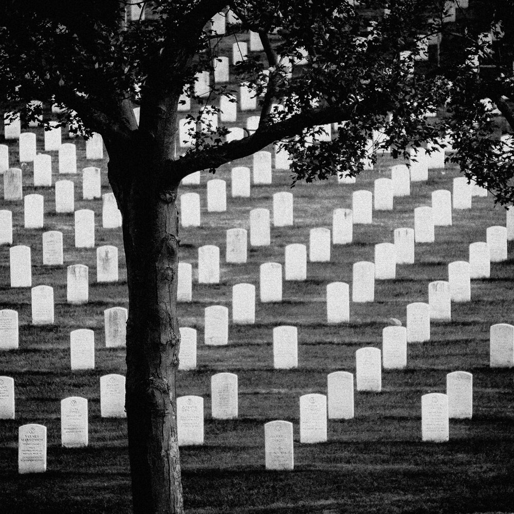 Arlington National Cemetery, September 2019
