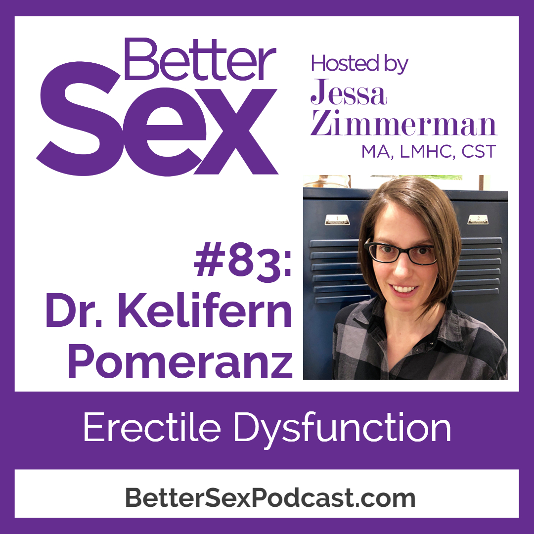 Better Sex-Erectile Dysfunction