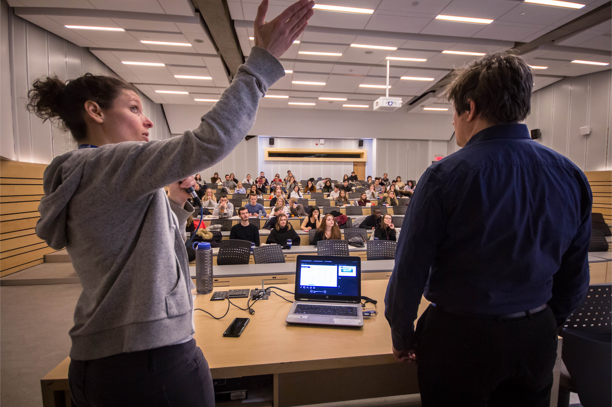 Journée d'accueil des nouveaux étudiants de l'Université de Montréal