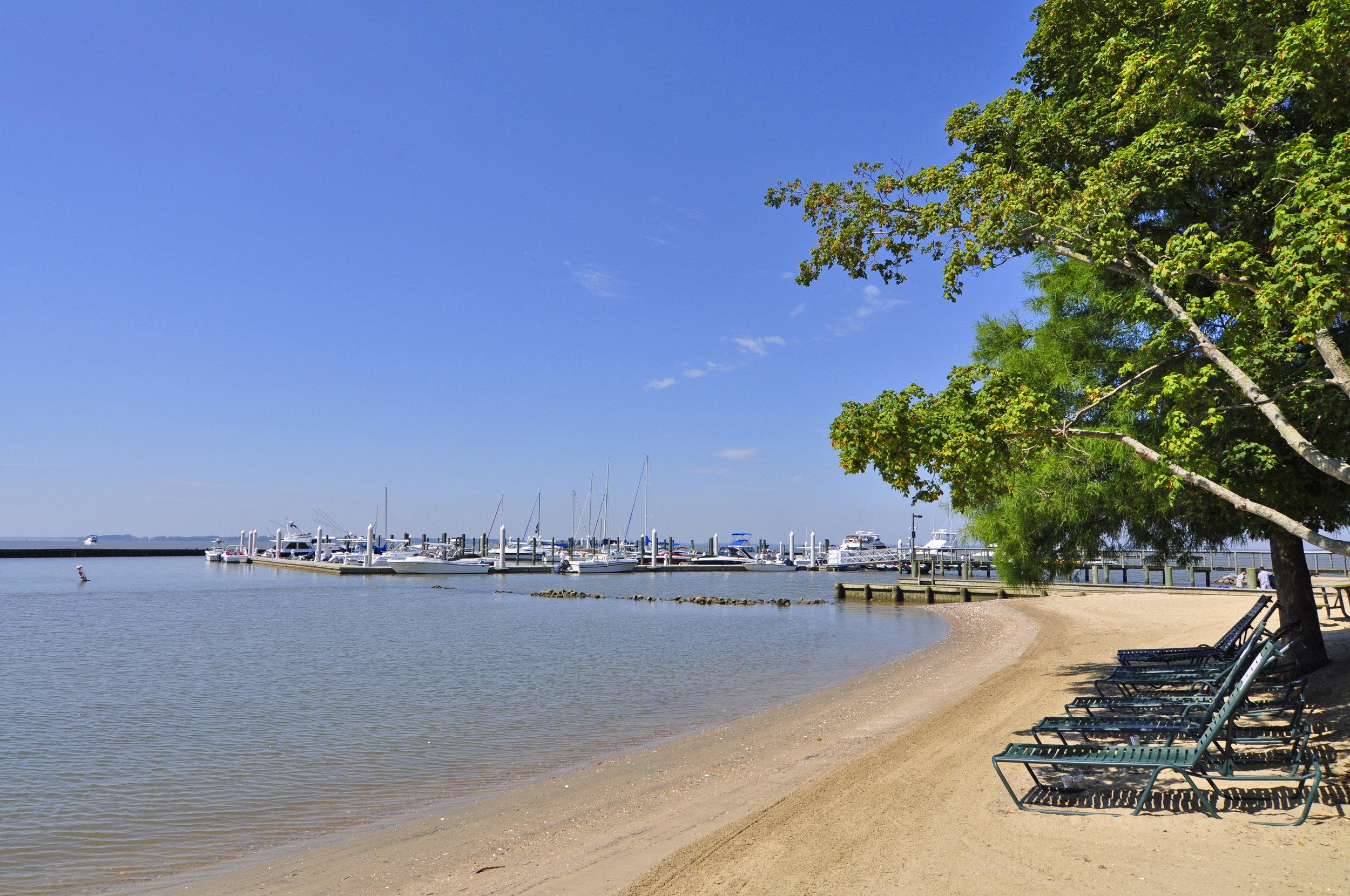 KM Marina from beach.jpg