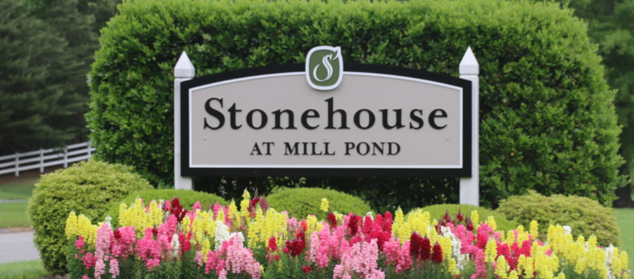 Mill Pond at Stonehouse -