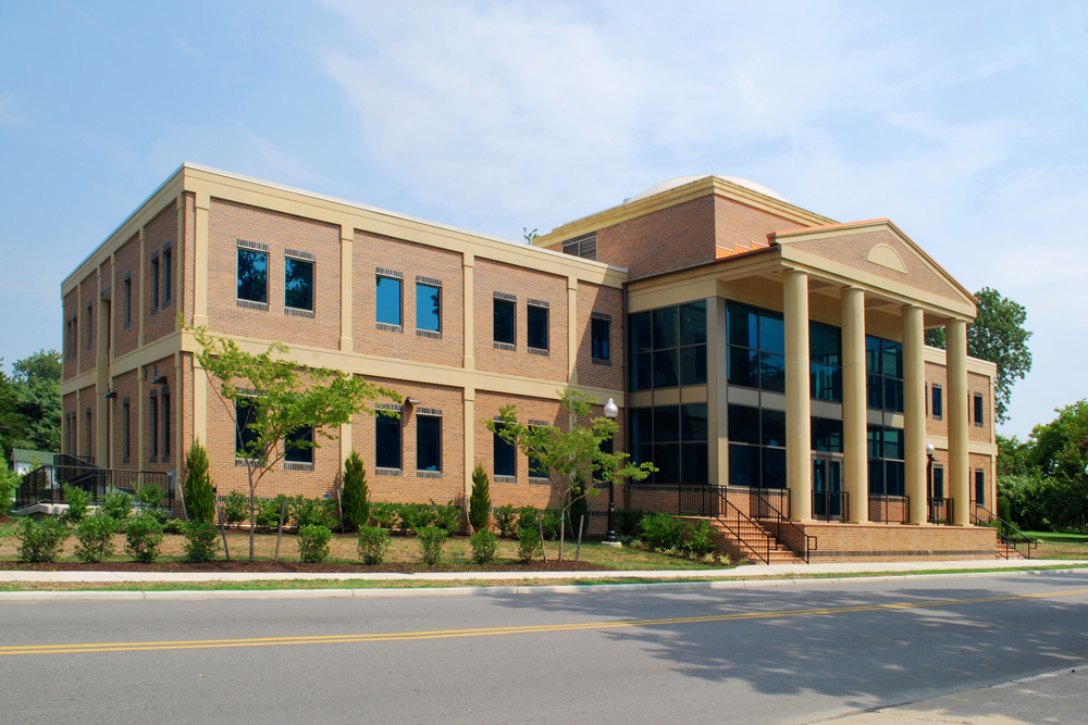 Hampton University -