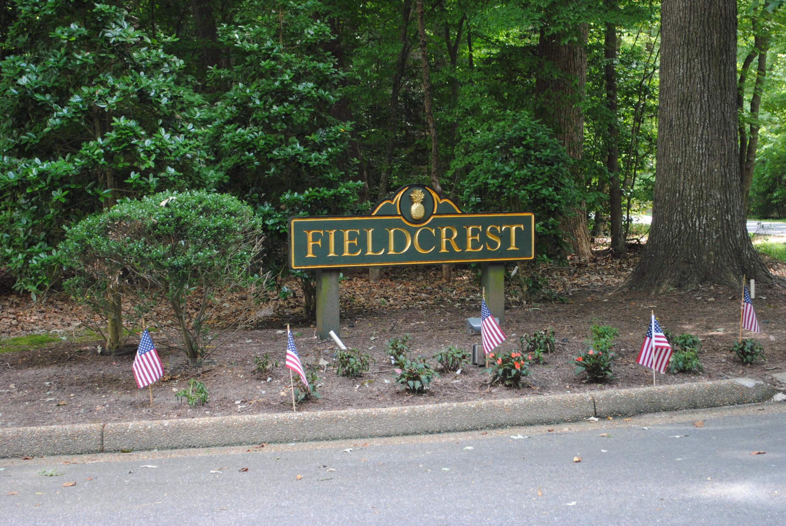 Fieldcrest HOA - Homeowner's Association Website