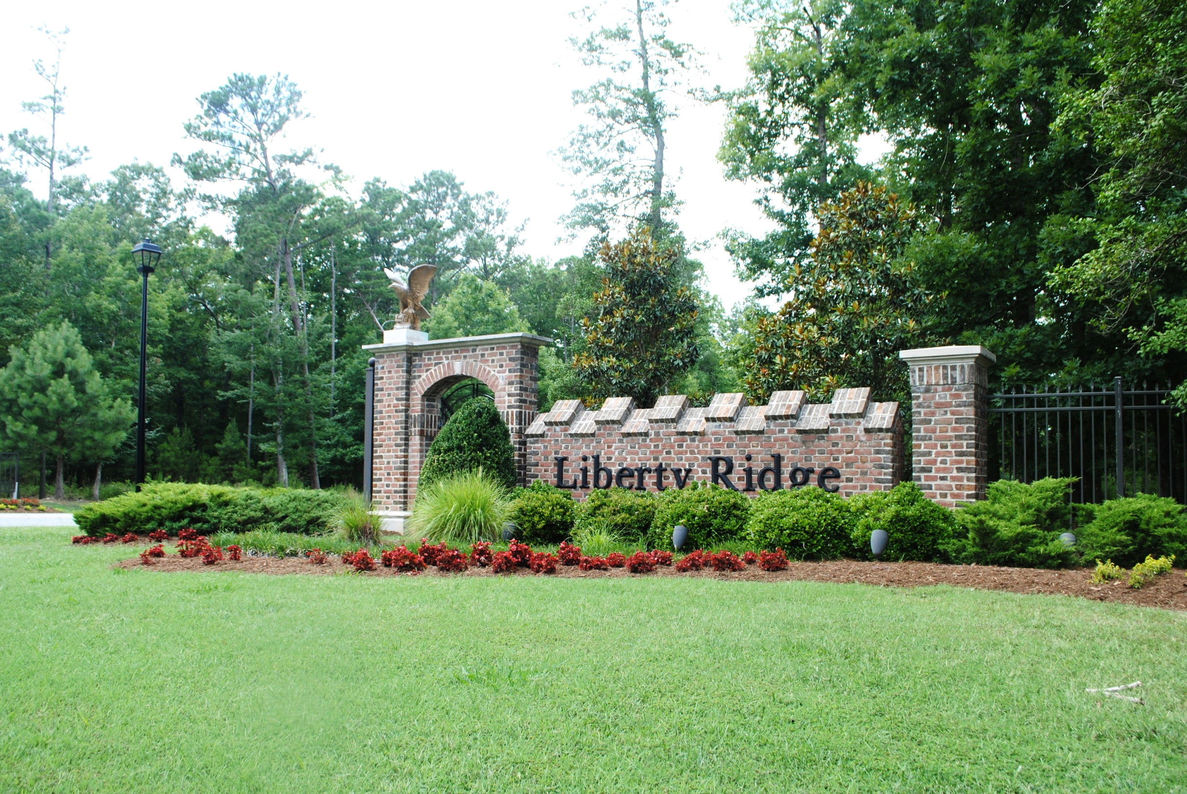 Liberty Ridge -