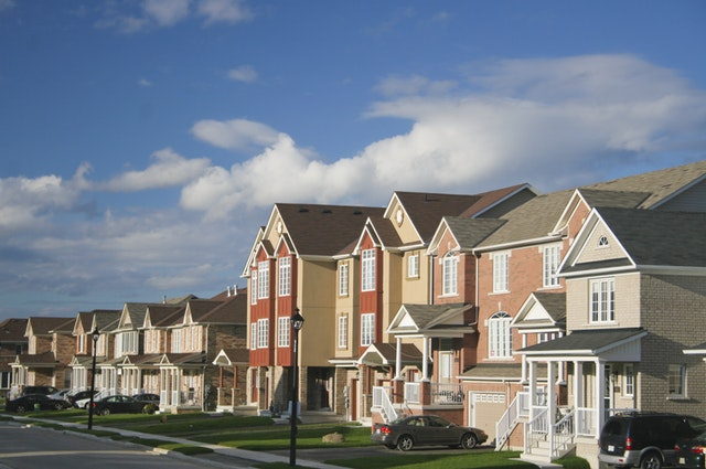 Stages of Buying A Home -