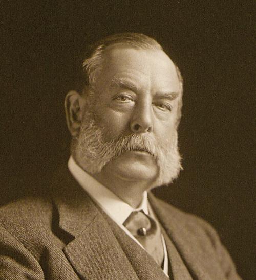 George Fisher Baker (1840-1931), the first major benefactor of Harvard Business School and namesake of the Baker Scholars