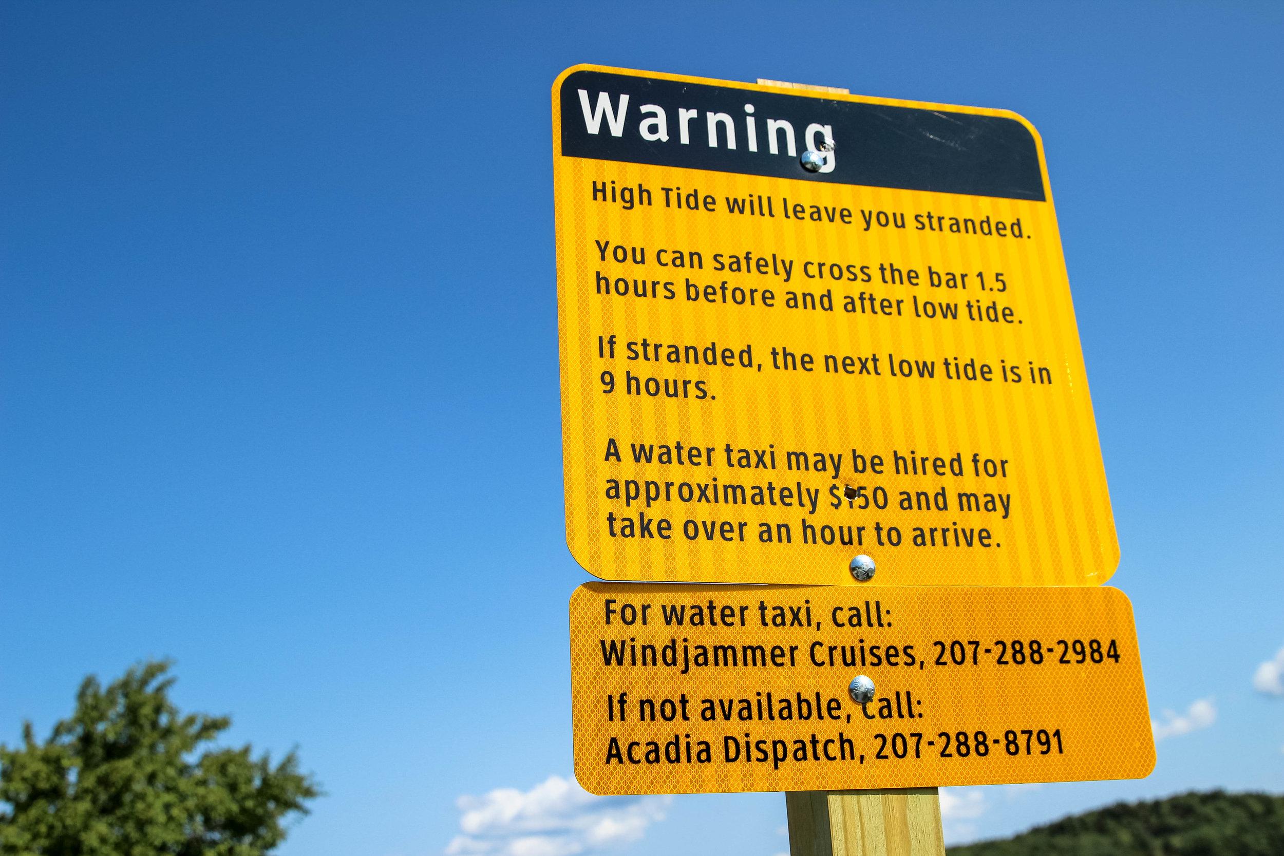 Warning Acadia_.jpg