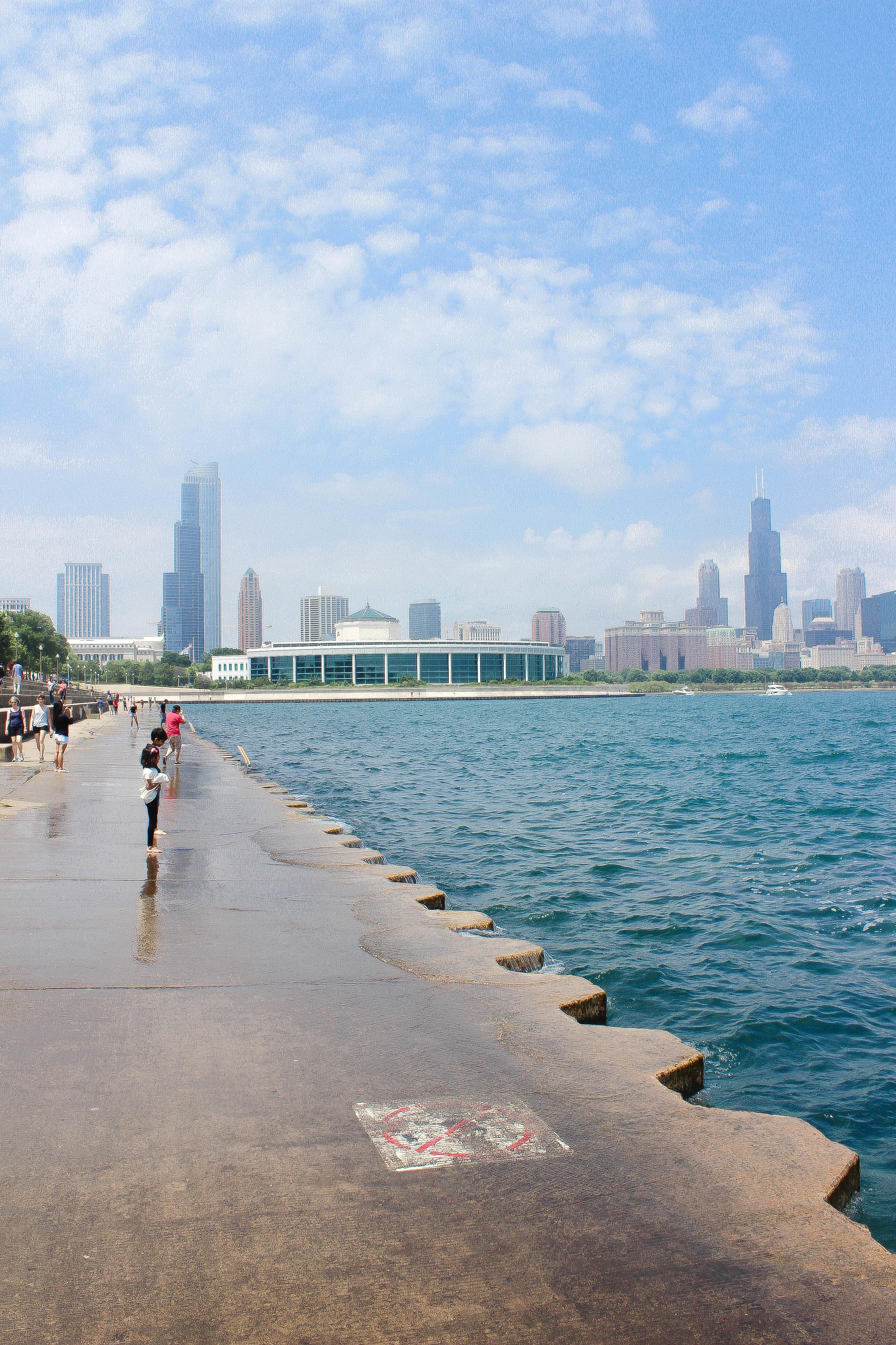 Lake Michigan City Skyline Chicago.jpg