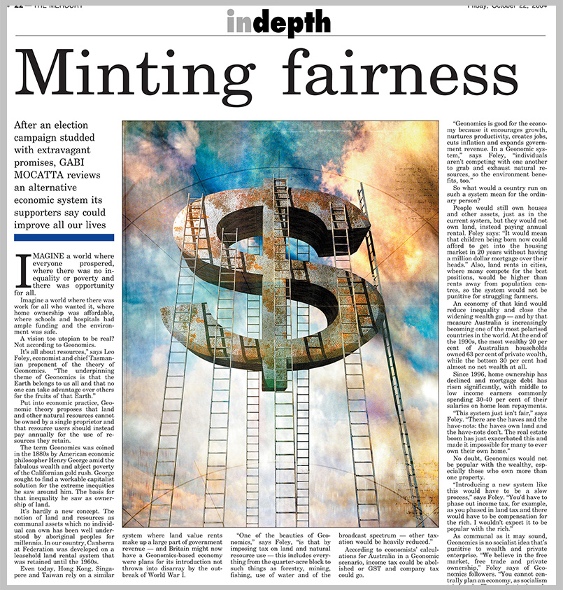 The Mercury — Minting fairness