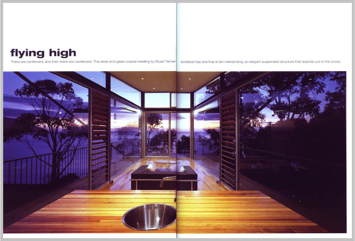 Houses Magazine — Flying High