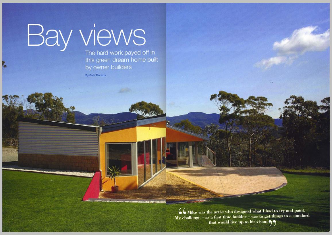 Sanctuary Magazine — Bay Views
