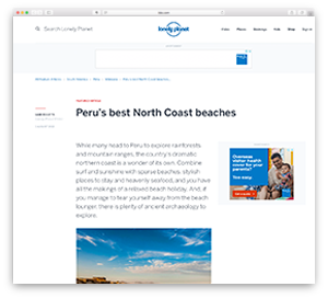 Peru's best North Coast beaches — Lonely Planet