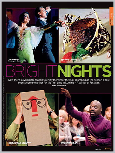 Jetstar Magazine – Bright Nights