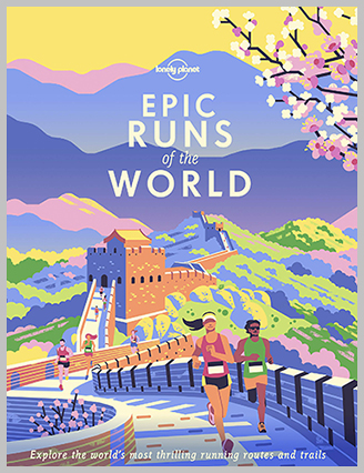 Lonely Planet — Epic Runs of the World, Winter running in Quebec City, 2019