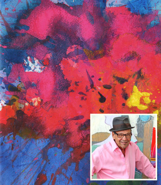 Dynamic Abstraction: The Paintings of J. Steven Manolis, with Bruce Helander