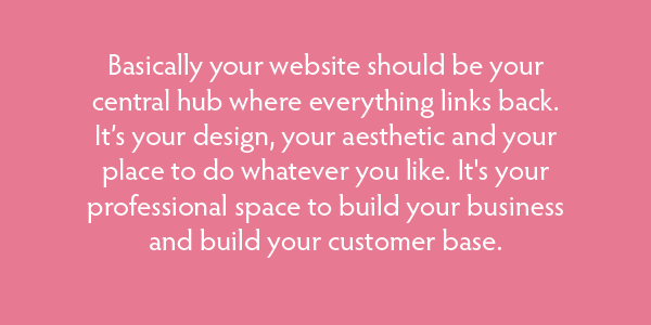 7 reasons why you need a website and not just Facebook