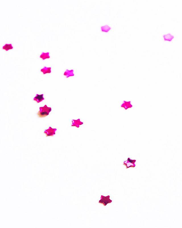 Pretty pink stars ⭐️