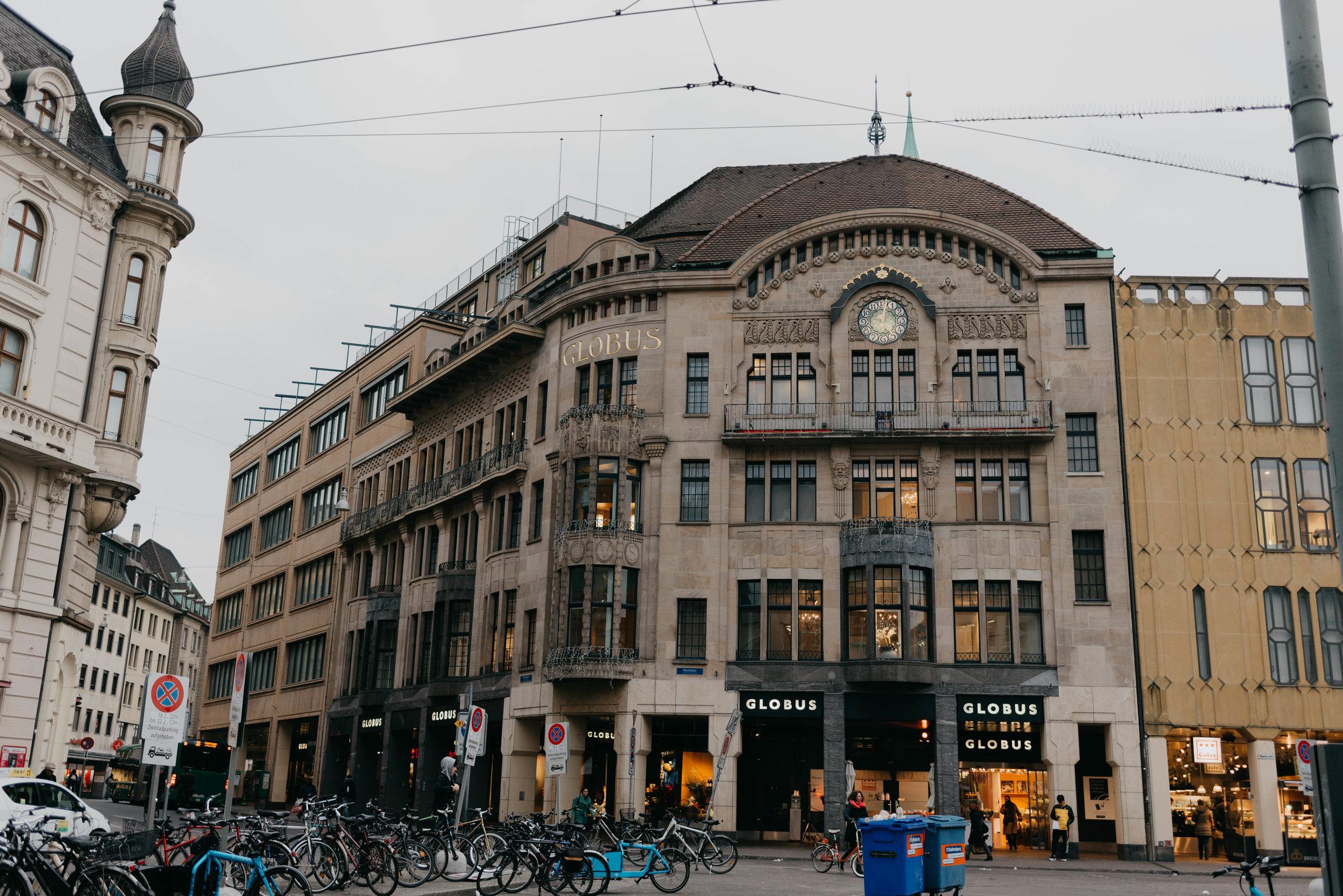 Basel-Switzerland