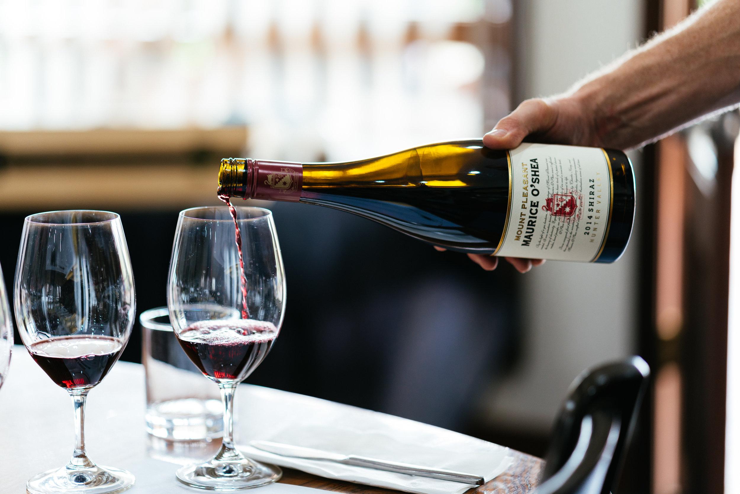 Pic credit: Mount Pleasant Wines