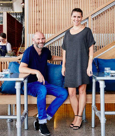 Alessandro and Anna Pavoni - The Ormeggio Group