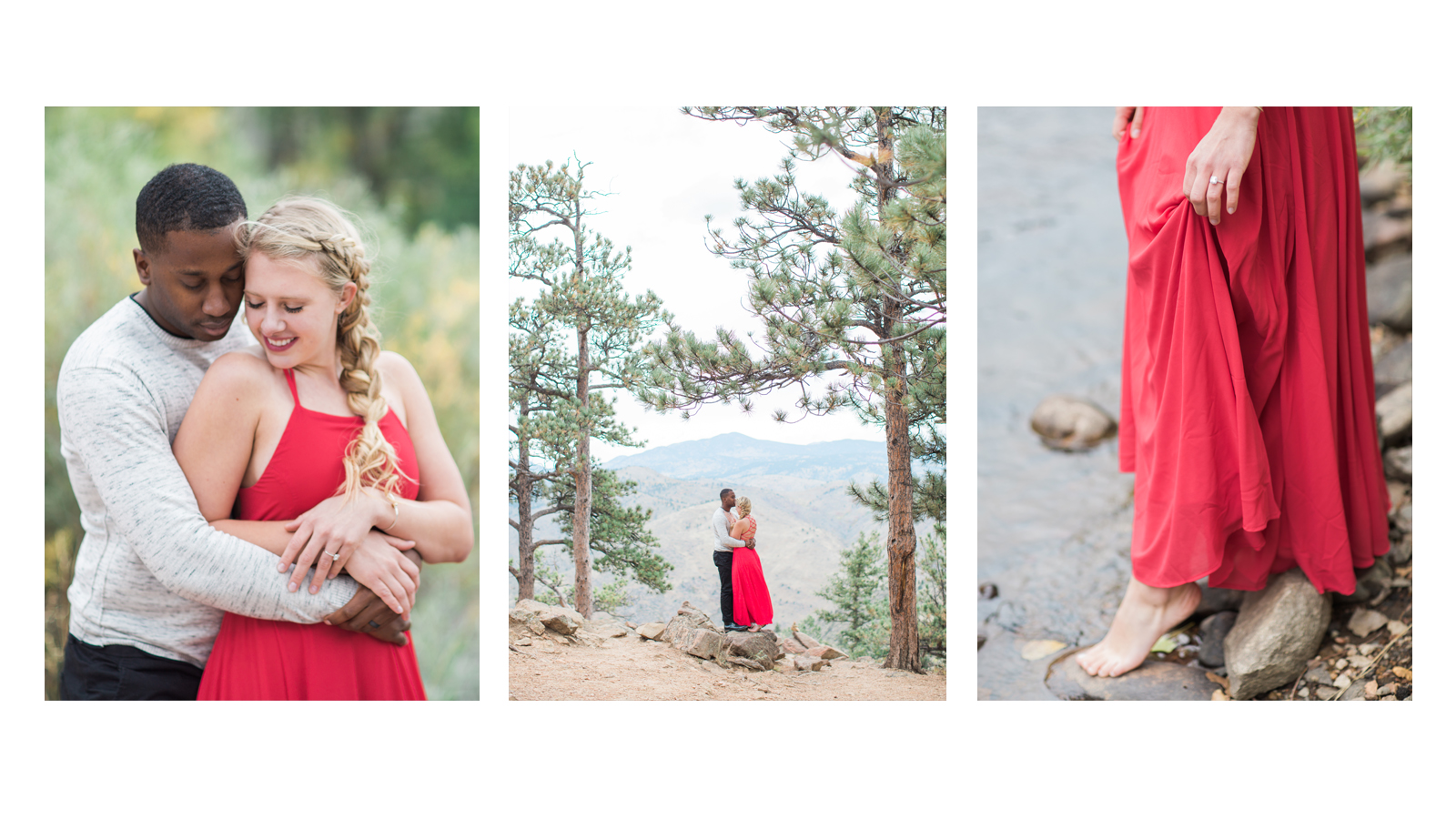 Michele with one L | Colorado Wedding Photographer | Golden Colorado Engagement Session.jpg