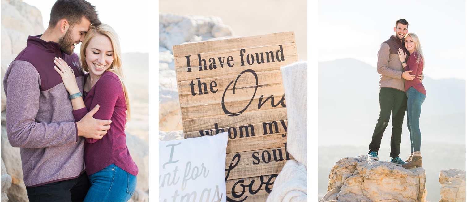 Michele with one L | Colorado Wedding Photography | Pulpit Rock Proposal | Colorado Springs Engagement Photographer.jpg