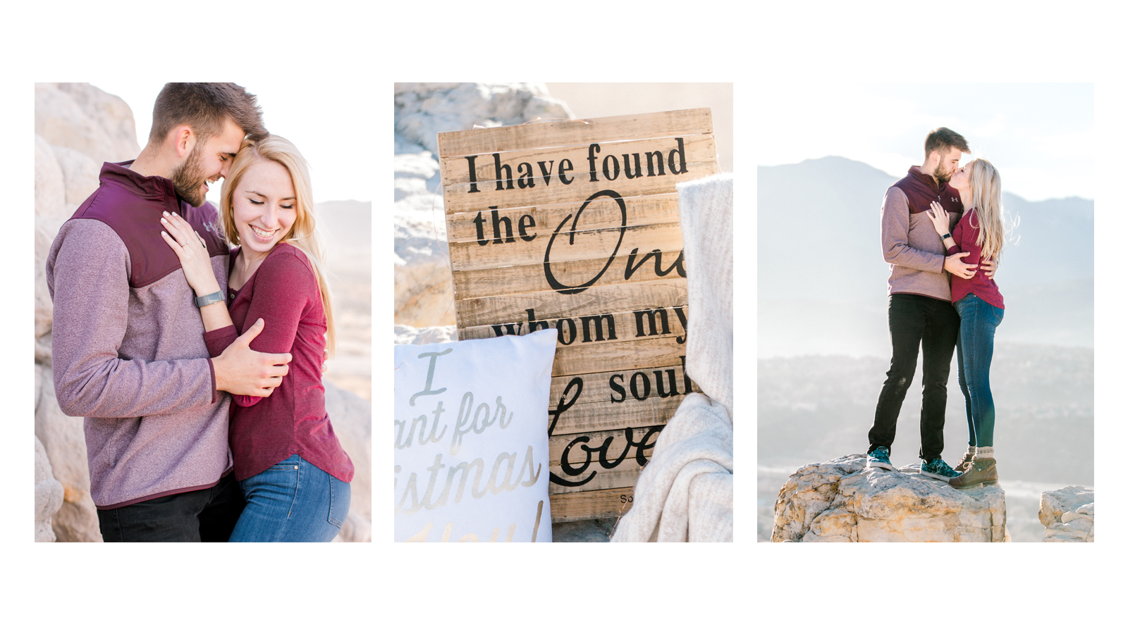 michele with one L photography | Colorado Springs Proposal | Colorado Wedding Photographer.jpg