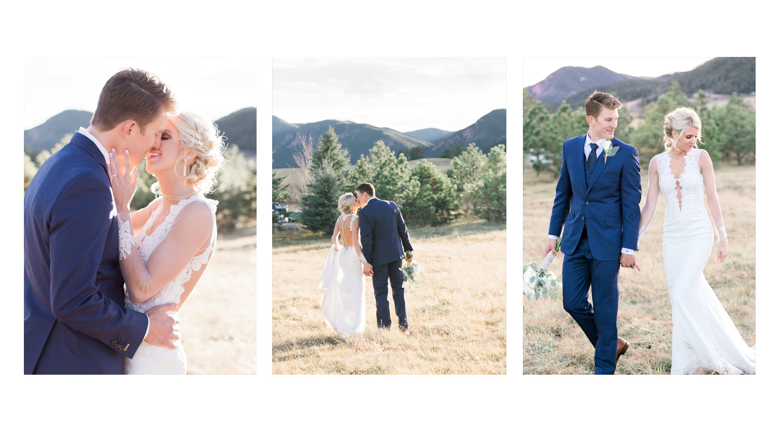 Spruce Mountain Ranch Wedding Photographer Michele with one L Photography