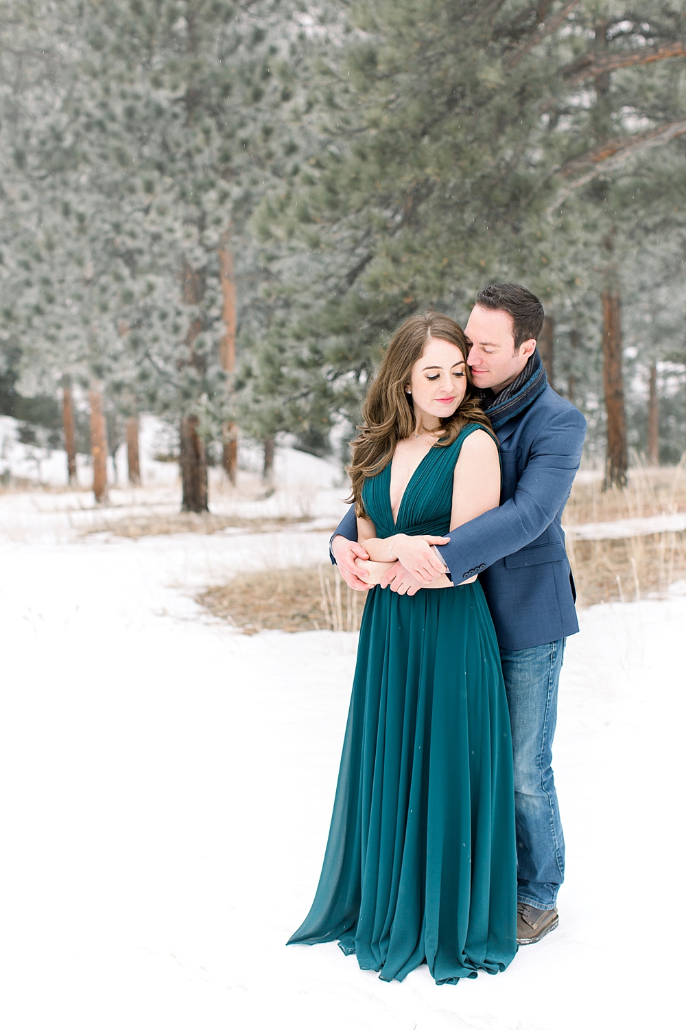 Michele with one L Colorado Mountain Engagement Photographer_0924.jpg
