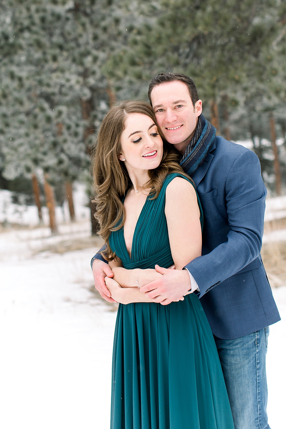Michele with one L Colorado Mountain Engagement Photographer_0921.jpg