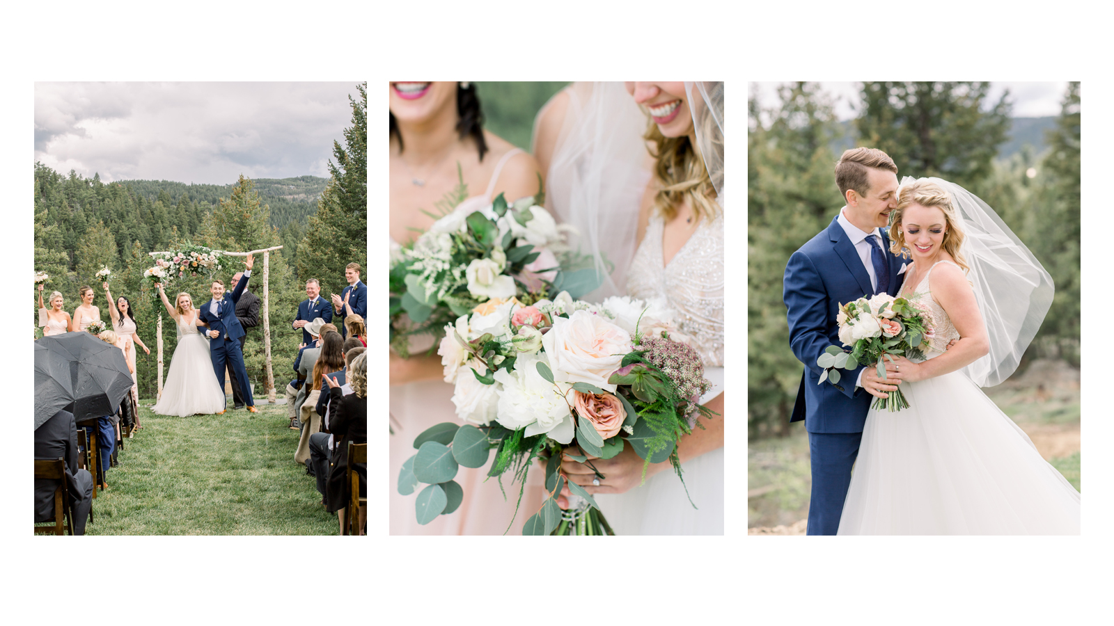Michele with one L Photography Woodlands Colorado Wedding Photographer.jpg