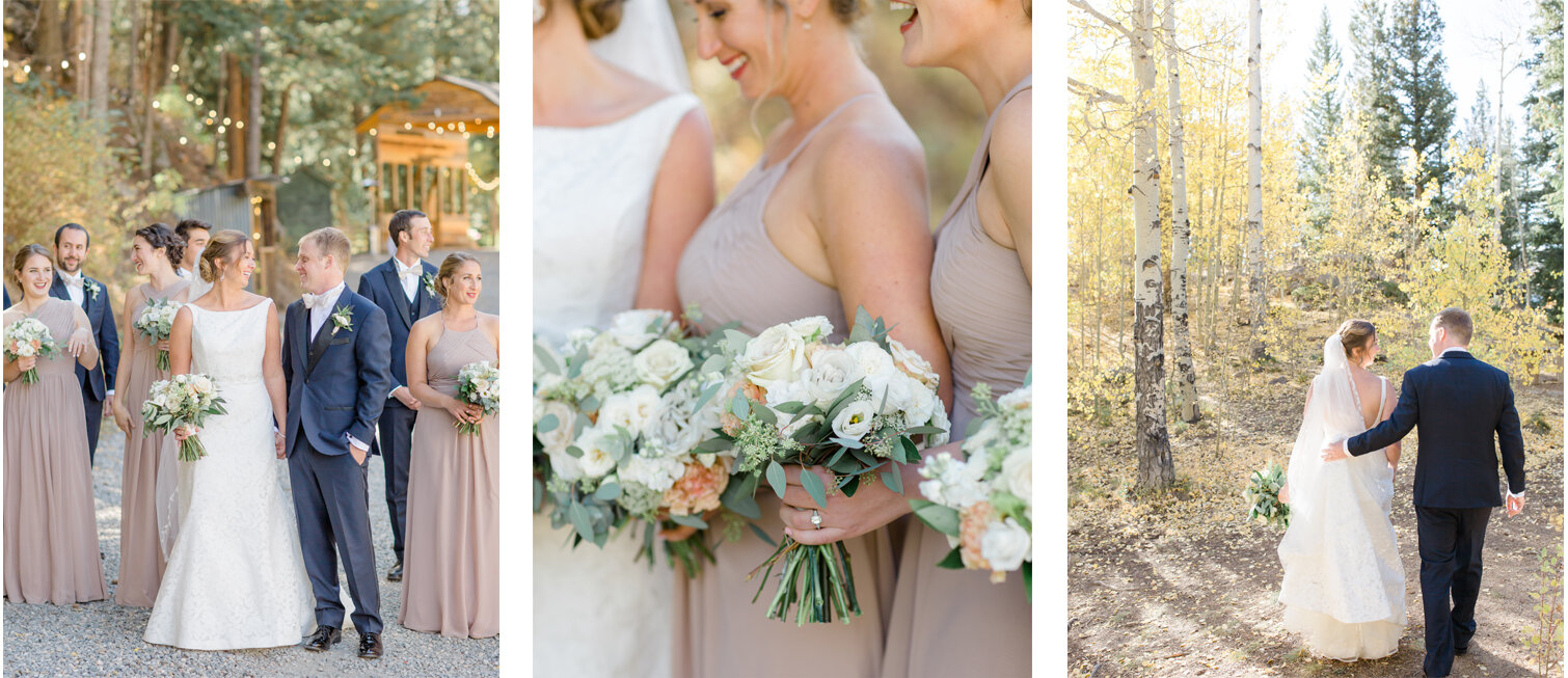 Michele with one L Photography | Blackstone Rivers Ranch | Colorado Mountain Wedding Venue.jpg