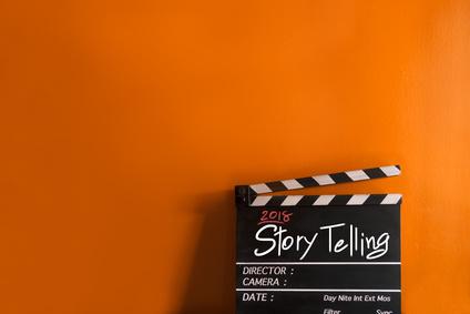 Website storytelling - blog by Webby web (web developer, Bayside Melbourne)