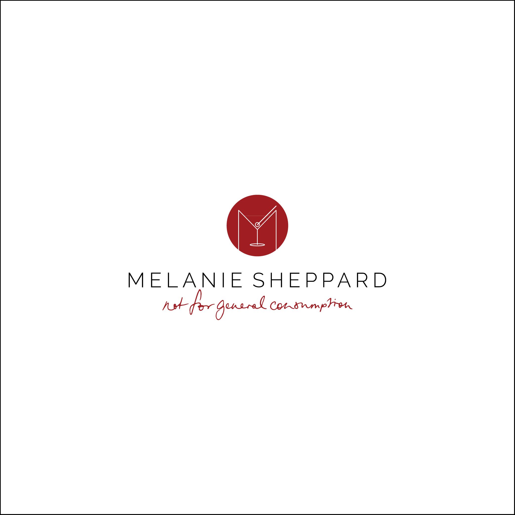 personal brand blog logos_bigger stroke_Melanie Sheppard.png