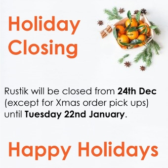 holiday hours example