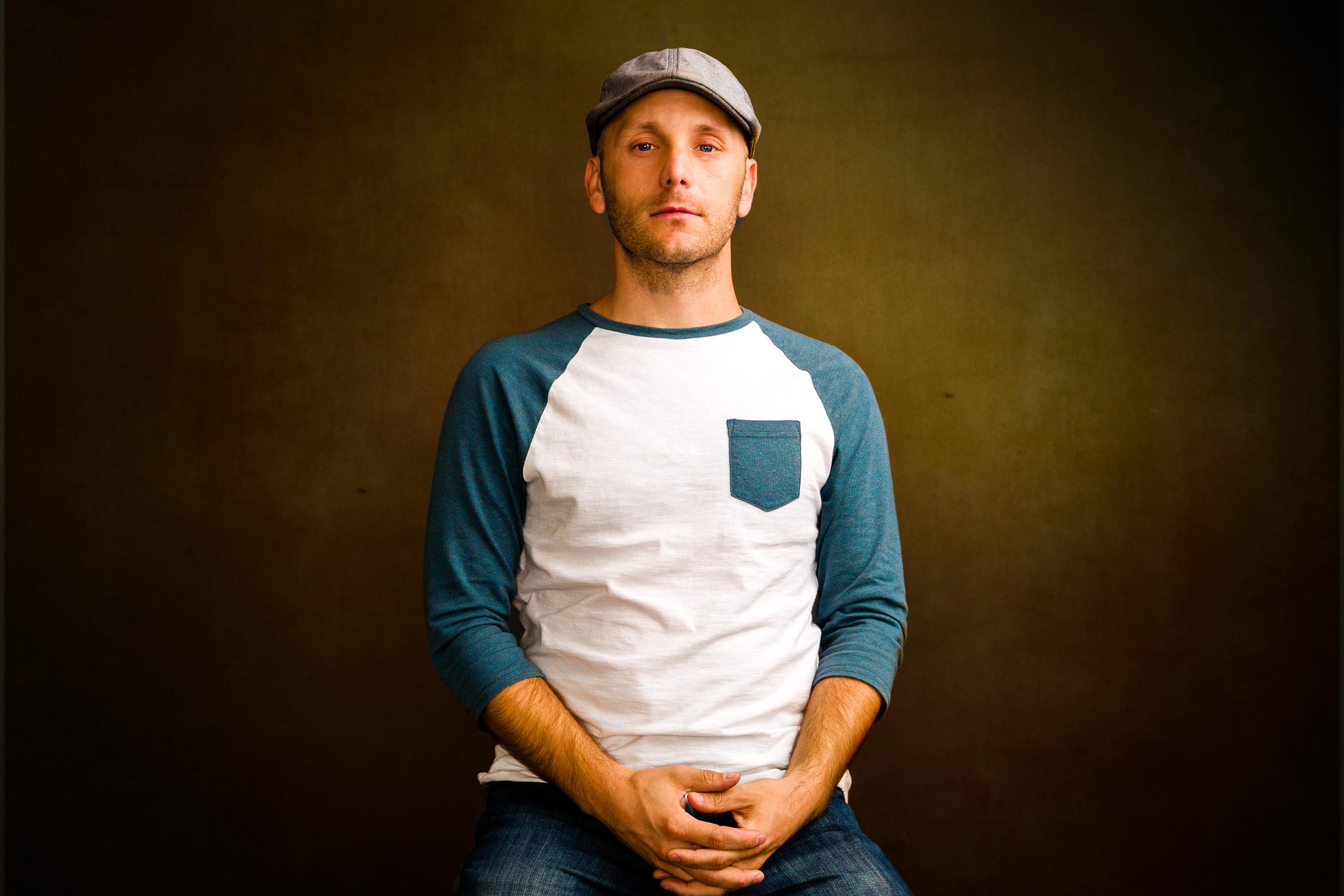 Self Portrait - Jeremy Shockley 2016