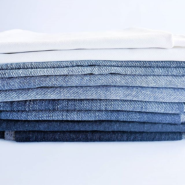 Recycled denim washed, prepped & ready to go for tomorrow's visible mending workshop! 👖💙🎉 . Visit the @stackwood_ website for more info about all their amazing spring workshops 🌿 . . . . #visiblemending #mendandmakedo #mendingmatters #mending #sewist #sewistsofinstagram #stackwood #sewyourown #sewingaddict #sewersgonnasew #sewsewsew #isew #slowsewing #slowsewingmovement #makersgonnamake #makersmovement #sewingblogger #makeitsewcial #sewcialist #sewperth #sewfremantle #sewaustralia