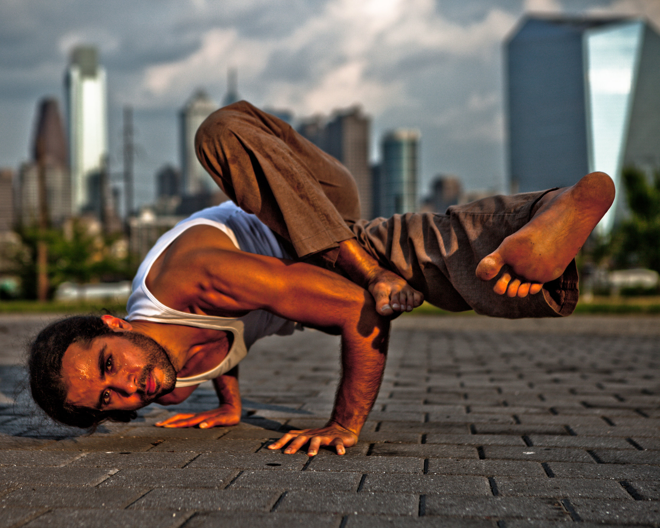 """July 31st-August 4th Emile and Noah   """"Liberation Through Movement: Summer Intensive"""""""