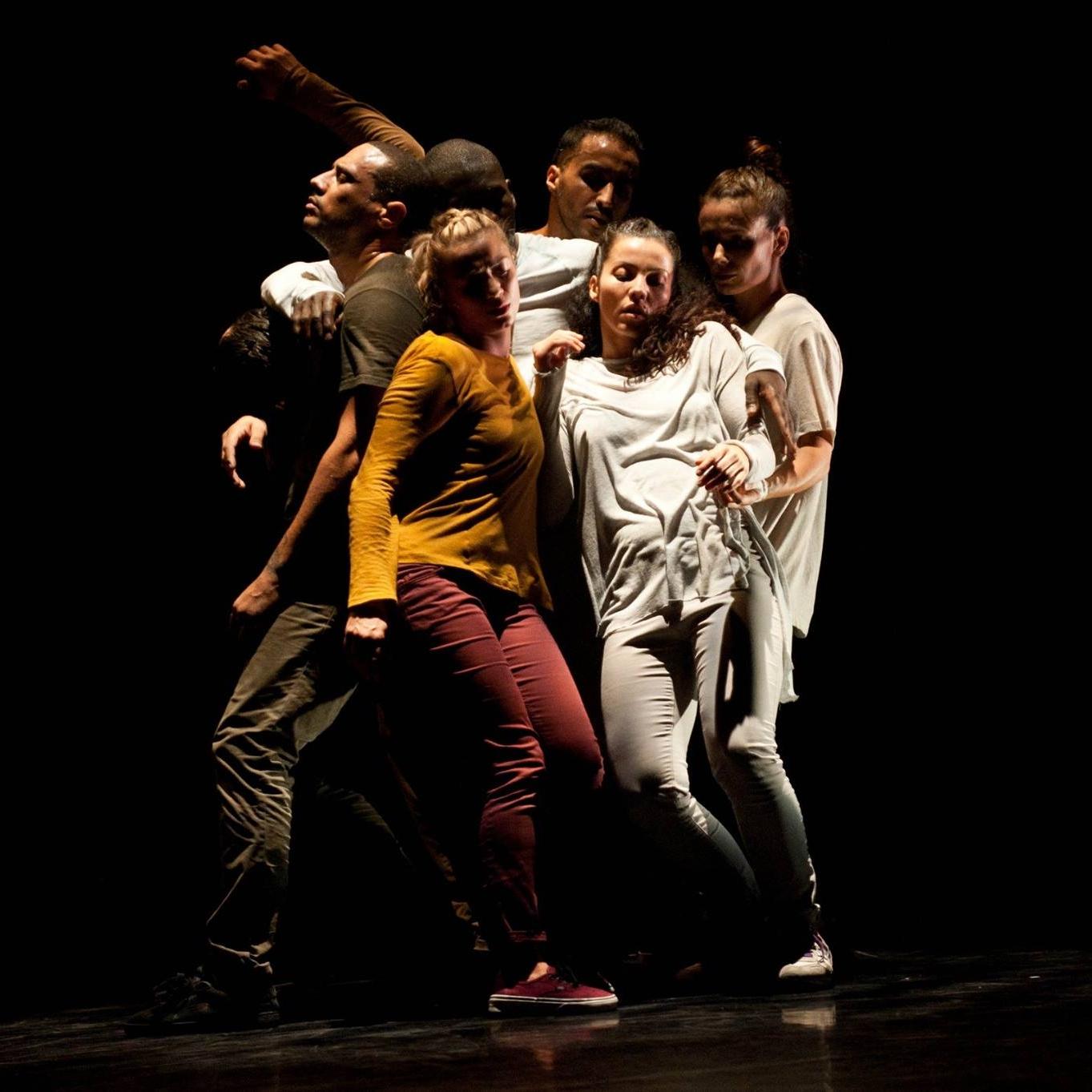 RƎSISTANCES - Création 2O16 pour 7 danseurs